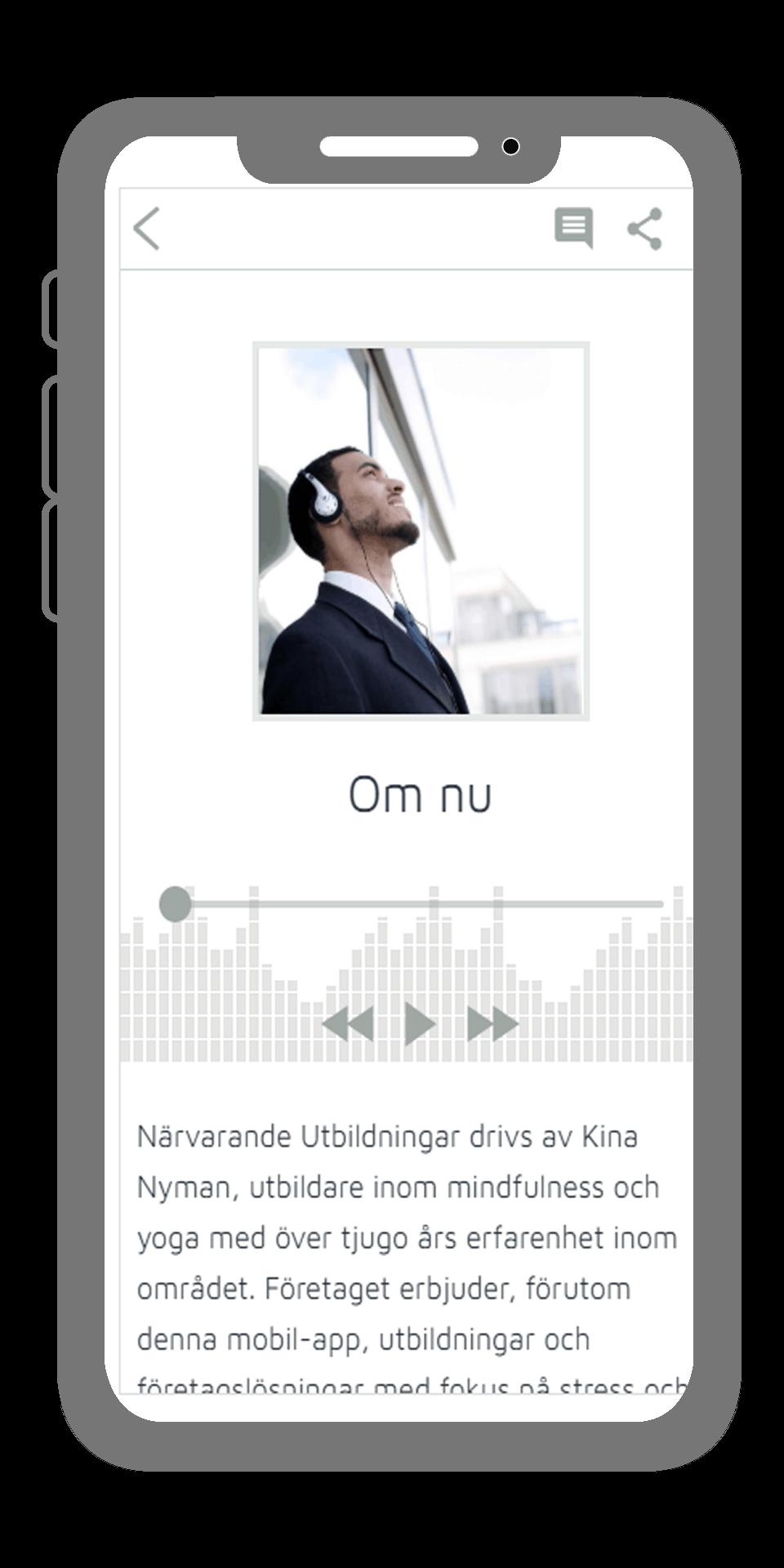 Skapa egen yoga app