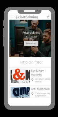 Frisörapp från AppSave